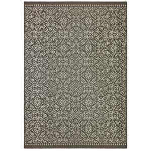 Oasis Bundoran Onyx Rectangular: 5 Ft. 3 In. x 7 Ft. 6 In. Rug