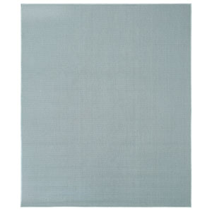 Oasis Montauk Aqua Rectangular: 5 Ft. 3 In. x 7 Ft. 6 In. Rug
