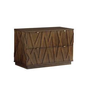 Cross Effect Mocha Prism File Chest