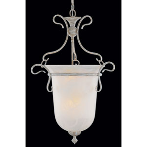 Bellwether White Wash Six-Light Pendant