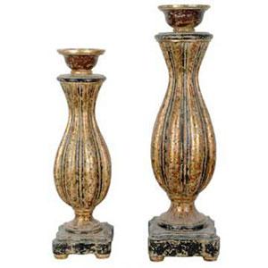 Avignon Candleholders, Set of Three