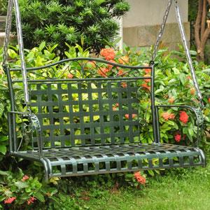 Mandalay Iron Hanging Swing