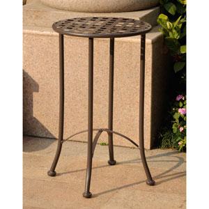 Mandalay Iron Round Table