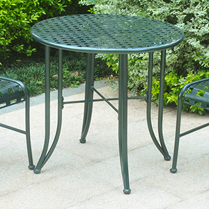 Mandalay Verdi Green Patio Bistro Table