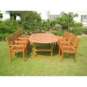 Royal Tahiti Salamanca 7-Piece Patio Group