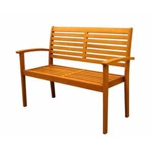 Royal Tahiti Oslo Outdoor Bench