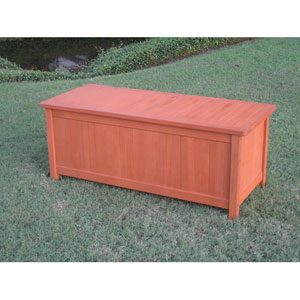 Royal Tahiti Patio Storage Trunk with Lid