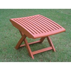 Royal Tahiti Folding Wood Foot Rest
