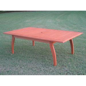 Royal Tahiti Outdoor Rectangular Coffee Table
