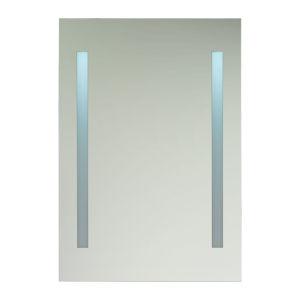 Envisage Silver 20 x 35 Inch LED Vanity Mirror