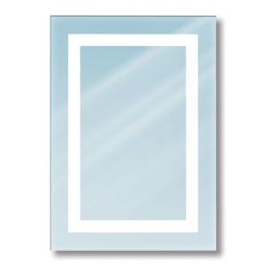 Envisage Silver 28 x 65 Inch LED Vanity Mirror
