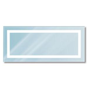 Envisage Silver 28 x 100 Inch LED Vanity Mirror