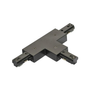 H-Type Black Adjustable T Connector Track Light