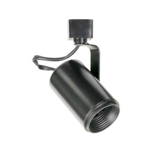 H-Type Black Gu10 Mini Flat Back Line Voltage Track Head