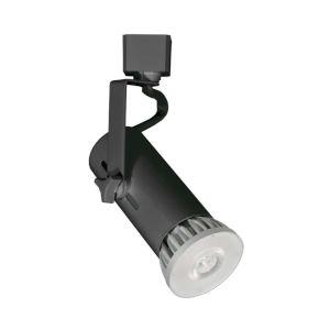 H-Type Black Universal Lamp Holder Line Voltage Track Head