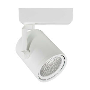 H-Type White Cob LED 18 Degree Beam Angle 3000K LED Track Head