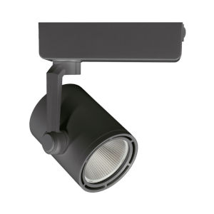 H-Type Black Cob LED 37 Degree Beam Angle 3000K LED Track Head