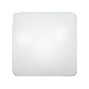 Relyence White 14-Inch 1800 Lumen 3500K LED Flush Mount