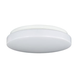Relyence White 12-Inch 950 Lumen 3500K LED Flush Mount