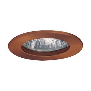Antique Bronze 5-Inch Line Voltage Open Trim
