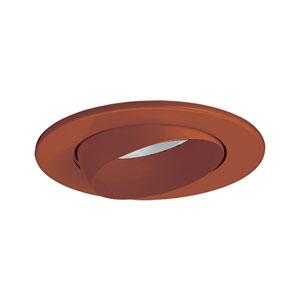 Antique Bronze 5-Inch Line Voltage Adjustable Eyeball Trim