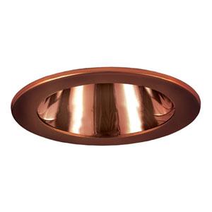 Antique Bronze 6-Inch One-Light Line Voltage Specular Reflector Trim