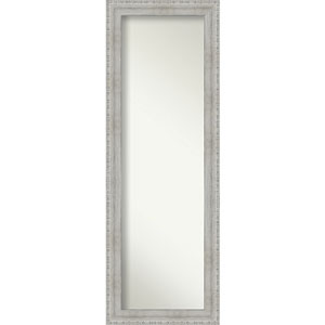 White 18-Inch Full Length Mirror