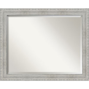 White 32-Inch Bathroom Wall Mirror