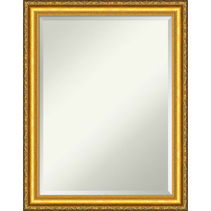 Colonial Gold 22W X 28H-Inch Decorative Wall Mirror