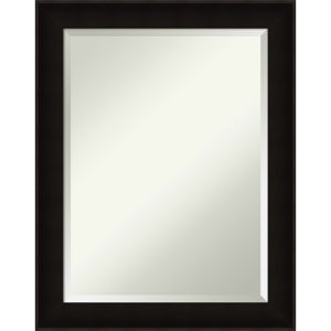 Manteaux Black 22W X 28H-Inch Decorative Wall Mirror