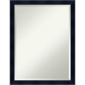 Madison Black 20W X 26H-Inch Decorative Wall Mirror