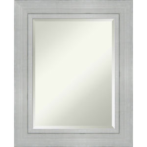 Romano Silver 25W X 31H-Inch Decorative Wall Mirror