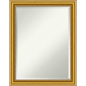 Townhouse Gold 22W X 28H-Inch Bathroom Vanity Wall Mirror