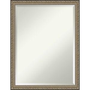 Parisian Silver 20W X 26H-Inch Bathroom Vanity Wall Mirror