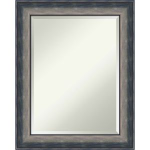 Quicksilver Silver 24W X 30H-Inch Bathroom Vanity Wall Mirror