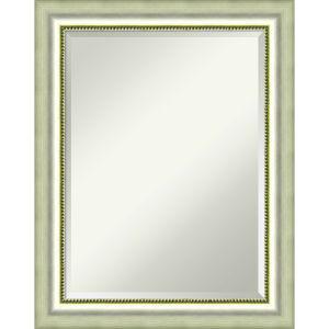 Vegas Silver 23W X 29H-Inch Bathroom Vanity Wall Mirror