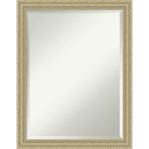 Champagne 21W X 27H-Inch Bathroom Vanity Wall Mirror