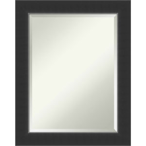 Corvino Black 23W X 29H-Inch Bathroom Vanity Wall Mirror