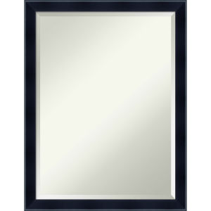 Madison Black 20W X 26H-Inch Bathroom Vanity Wall Mirror