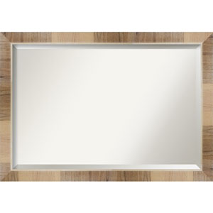Brown 40-Inch Wall Mirror