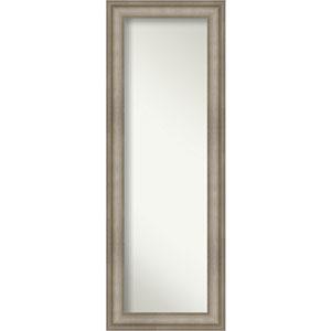 Mezzanine Silver 19-Inch Full Length Mirror