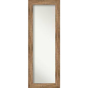 Owl Brown 19-Inch Full Length Mirror