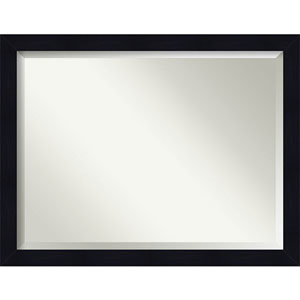 Shiplap Blue 44-Inch Wall Mirror