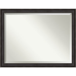 Allure Charcoal 44-Inch Bathroom Wall Mirror