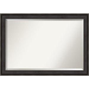 Allure Charcoal 40-Inch Bathroom Wall Mirror