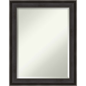 Allure Charcoal 22-Inch Wall Mirror