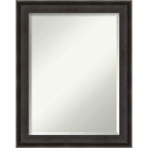 Allure Charcoal 22-Inch Bathroom Wall Mirror