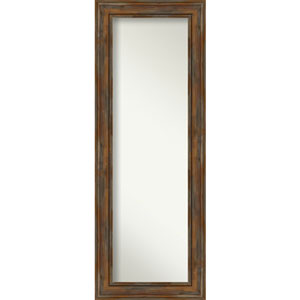 Alexandria Rustic Brown 20-Inch Full Length Mirror