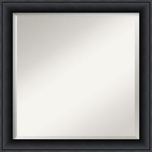 Nero Black 23-Inch Bathroom Wall Mirror