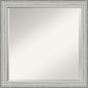 Bel Silver 23-Inch Bathroom Wall Mirror